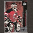 MARTIN BRODEUR - 1997-98 Double Black Diamond - New Jersey Devils