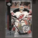 MARTIN BRODEUR - 1997-98 Black Diamond Premium Cut - New Jersey Devils