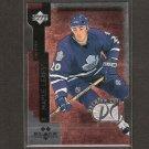 MARK JOHNSON 1997-98 Double Black Diamond Premium Cut ROOKIE - Canucks, Rangers & Oilers
