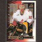 MATHIEU GARON 1997-98 Zenith ROOKIE - Penguins, Blue Jackets, Canadiens & Oilers