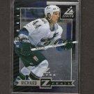 RICHARD ZEDNIK 1997-98 Zenith Z-Silver ROOKIE - Capitals, Canadiens, Islanders & Panthers