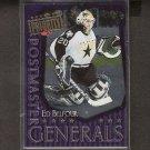 ED BELFOUR 1997-98 Donruss Priority Postmaster Generals - Stars, Blackhawks, Leafs & Fighting Sioux