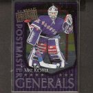 MIKE RICHTER 1997-98 Donruss Priority Postmaster Generals - NY Rangers