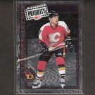 JAROME IGINLA 1997-98 Donruss Priority Direct Deposit - Calgary Flames