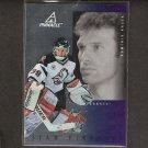 DOMINIK HASEK & CURTIS JOSEPH 1997-98 Pinnacle Team Pinnacle - Sabres & Oilers