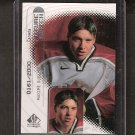 MAXIME OUELLET 1998-99 SP Authentic Rookie - Flyers, Canucks & Capitals