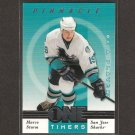 MARCO STURM 1997-98 Be A Player One Timer - Sharks & Bruins