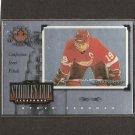 STEVE YZERMAN - 1997-98 Donruss Canadian Ice Stanley Cup Scrapbook - Detroit Red Wings