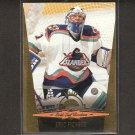 ERIC FICHAUD 1996-97 Gold Leaf Rookie - Islanders, Canadiens, Hurricanes & Predators
