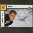 PAVEL BURE - 1992-93 Upper Deck Euro Rookie Team - Canucks, Panthers & NY Rangers