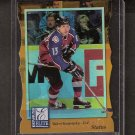 VALERI KAMENSKY 1997-98 Donruss Elite STATUS - Avalanche, Rangers, Stars & Devils