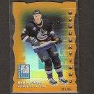 MATTIAS OHLUND 1997-98 Donruss Elite STATUS - Vancouver Canucks & Tampa Bay Lightning