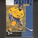 ANDERS SODERBERG 1994-95 SP ROOKIE - Bruins, Modo & Sweden