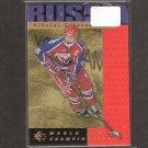 NIKOLAI ZAVAROUKHINE 1994-95 SP ROOKIE - New Jersey Devils, Russia