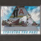 GUY HEBERT - 1997-98 Be A Player Stacking the Pads - Anaheim Ducks