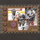 GRANT FUHR 1997-98 Pacific Revolution Return to Sender - Blues, Oilers & Leafs