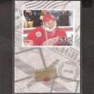 CHRIS OSGOOD - 1997-98 Donruss Priority Stamps - Red Wings, Islanders & Blues