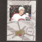SAKU KOIVU 1997-98 Donruss Priority Silver Stamp - Canadiens & Anaheim Ducks