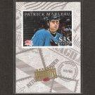 PATRICK MARLEAU 1997-98 Donruss Priority Stamp - San Jose Sharks