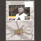 FELIX POTVIN 1997-98 Donruss Priority Stamp - Maple Leafs, Canucks & Kings