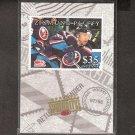 ZIGMUND PALFFY 1997-98 Donruss Priority Stamp - NY Islanders & LA Kings