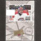 JOCELYN THIBAULT 1997-98 Donruss Priority Stamp - Canadiens, Blackhawks, Penguins & Sabres