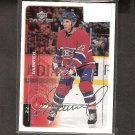 ERIC WEINRICH 1998-99 Upper Deck MVP Silver - Canadiens, Bruins, Devils & Maine Blackbears