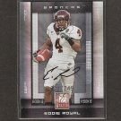 EDDIE ROYAL - 2008 Donruss Elite Autograph RC #21/249 - Virginia Tech Hokies & Denver Broncos