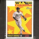 HANLEY RAMIREZ 2010 Topps New Age Performers - Florida Marlins