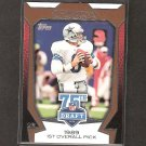 TROY AIKMAN 2010 Topps 75th Draft - Dallas Cowboys & UCLA Bruins