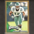 JEREMY MACLIN 2010 Topps GOLD Parallel - Philadelphia Eagles & Missouri Tigers
