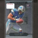 JAHVID BEST - 2010 Topps Platinum Rookie Card - Detroit Lions & Cal Golden Bears