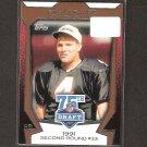 BRETT FAVRE - 2010 Topps 75th Draft - Minnesota Vikings, Packers