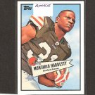 MONTERIO HARDESTY 2010 Topps 52 Bowman Rookie - Browns & Tennessee Volunteers