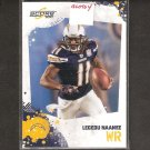 LEGEDU NAANEE - 2010 Score GLOSSY Parallel - Chargers & Boise State