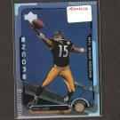 HINES WARD - 1998 Upper Deck Encore Rookie - Steelers & Georgia Bulldogs
