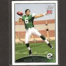 MARK SANCHEZ 2009 Topps Rookie - New York Jets & USC Trojans