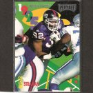 MICHAEL STRAHAN 1995 Playoff Unsung Heroes - Giants & Texas Southern