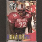 ROMAN OBEN - 2010 Press Pass Premium HOLOFOIL Rookie - Louisville Cardinals