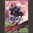 JACK JACKSON - 1995 Superior Pics Rookie Autograph - Florida Gators