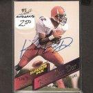 KIRBY DAR DAR - 1995 Superior Pics Rookie Autograph - Syracuse Orangemen