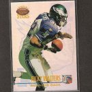 RICKY WATTERS - 1997 Topps Stars Pro Bowl - Eagles & Notre Dame