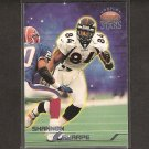 SHANNON SHARPE - 1998 Topps Stars Silver - Broncos & Savannah State