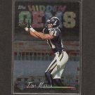 TONY MARTIN - 1998 Topps Hidden Gems - Chargers & Mesa College