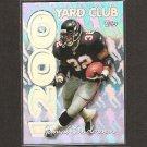 JAMAL ANDERSON - 1999 Topps 1200 Yard Club - Atlanta Falcons & Utah Utes