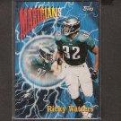 RICKY WATTERS - 1997 Topps Season's Best - Eagles & Notre Dame