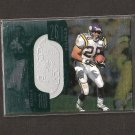 ROBERT SMITH 1998 SPx Finite - Vikings & Ohio State Buckeyes