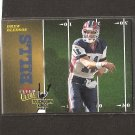 DREW BLEDSOE 2003 Ultra Touchdown Kings - Bills & Washington State Cougars