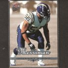 SHAWNE MERRIMAN  2006 Ultra Gold Medallion - Chargers, Bills & Maryland Terapins