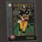 KORDELL STEWART 1998 Bowman - Chrome Preview - Steelers & Colorado Buffaloes
